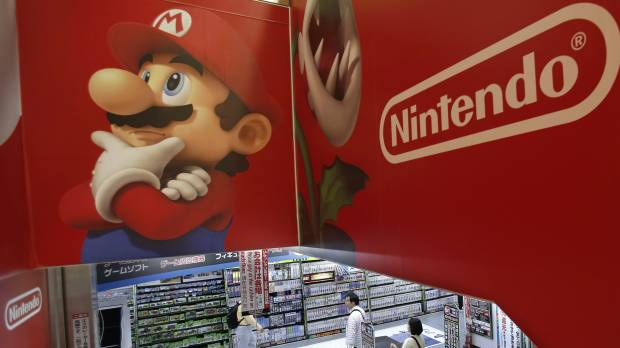 Former Prime Minister Mori behind Abe's surprising Mario appearance