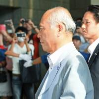 Masuzoe pays up for abusing official metro car while Tokyo governor