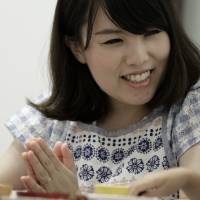 Former nursery teacher Saki Sasamoto joined the ranks of some 760,000 qualified nursery teachers in Japan who have opted to do something else.   BLOOMBERG