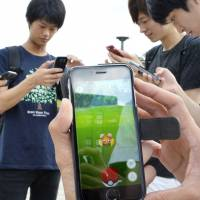 'Pokemon Go' adds warning against gaming at the wheel