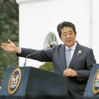 Abe, in Kenya to attend TICAD VI event, vows to make summit a success
