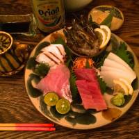 Tinsagu nu Hana serves up a melodic mix of Okinawan cuisine