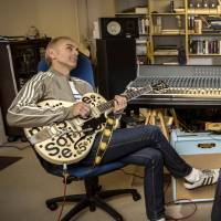 Shining future: Karl Hyde (left) and Rick Smith comprise Underworld, who will be headlining Summer Sonic in Tokyo on Saturday and Osaka on Sunday.