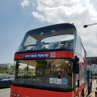 Summer buses offer easy Odaiba access