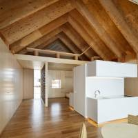 Open House with Condensed Core by Lixil and Shigeru Ban | HOUSE VISION 2