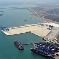 Mombasa Port expansion | TOYO CONSTRUCTION CO., LTD.