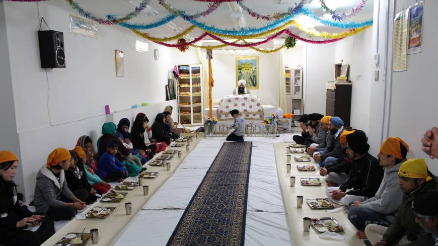 Sikhs hope temple in Tokyo sets the stage for tolerance and understanding