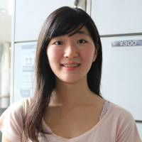 Misaki Yuasa, Student, 18 (Japanese): Everybody around me is still playing it, and I think it'll take a while for the hype to die down. But, honestly, as long as people are staying out of trouble and spending time outside playing the game, I don't see a problem with it. | NAOMI SCHANEN