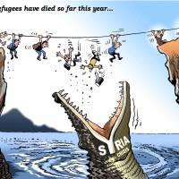 The Middle East must take the lead on refugees