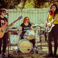 Bombon fuses equal rights themes and a surf rock sound