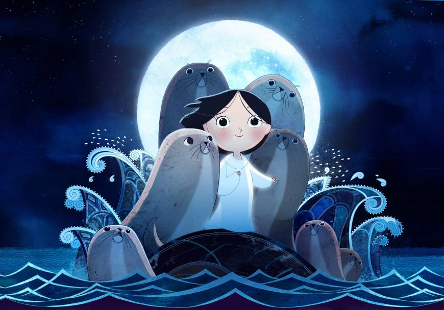 'Song of the Sea': Seals, fairies and ancient folk songs