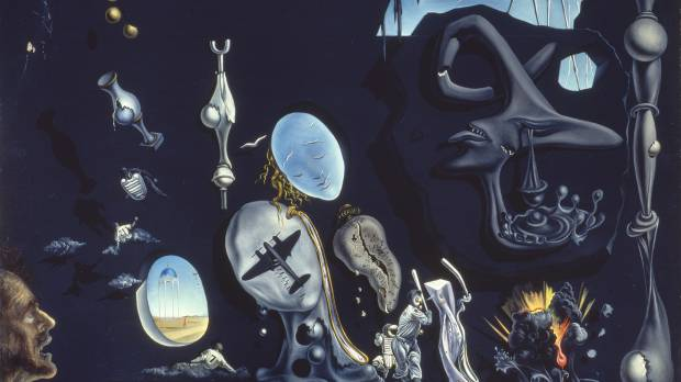 Salvador Dali: a life less ordinary