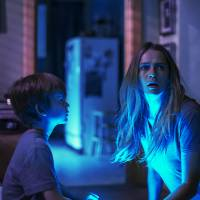 'Lights Out': A cliched glow in the dark