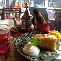 Tabela: A touch of North Africa in central Tokyo
