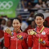 Matsutomo, Takahashi claim Japan's first-ever Olympic badminton gold