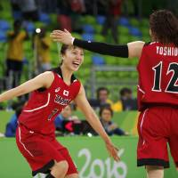 Japan uses defensive effort to beat Belarus
