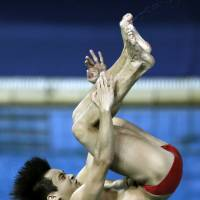 China captures fifth diving title in Rio