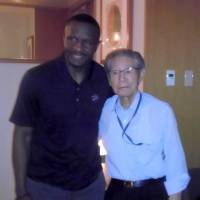 Toronto Raptors head coach Dwane Casey (left) and Japan basketball coaching legend Mototaka Kohama have been close friends since 1979. | ED ODEVEN