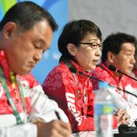 Japanese Olympic Committee hails record medal haul, states case for more funding