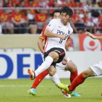 Reds heap more misery on Grampus