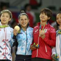 Judoka Kondo wins Japan's first medal of Rio Games