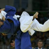 Japan misses judo gold again as Ebinuma, Nakamura take bronze