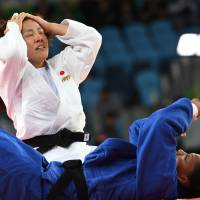 Japan sweeps judo middleweight golds at Rio