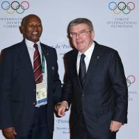 Kenyan icon Keino urges Olympic athletes to give more support for world's youth