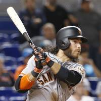 Crawford's 7-hit day first since '75