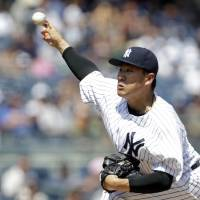 Yankees rookies make historic debut with homers in first at-bats; Tanaka picks up ninth win