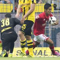 Muto on target in Mainz loss
