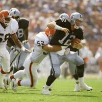 Former USC, Raiders QB Marinovich arrested naked with drugs