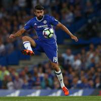 Chelsea's Costa notches 89th-minute goal to down West Ham