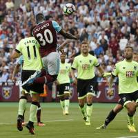 West Ham victorious in Olympic venue debut