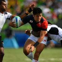 Japan takes fourth in rugby sevens