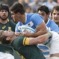 Argentina learns lesson in win over South Africa