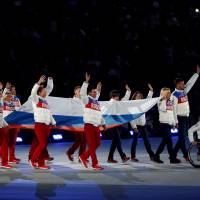 Russia's ban from Rio Paralympics upheld