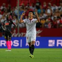 Sevilla's Kiyotake plays key role in triumph over Espanyol