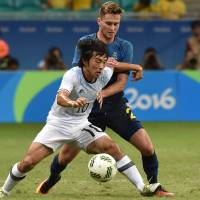 Japan eliminated despite victory over Sweden