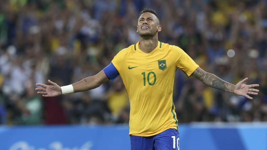 Brazil beats Germany on penalties to win first-ever Olympic soccer gold