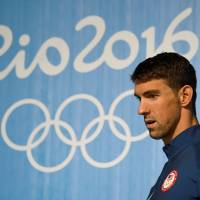 Phelps leaves door open to compete in 2020