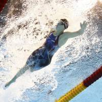 Ledecky sets record in 400 free; Phelps gets 19th gold