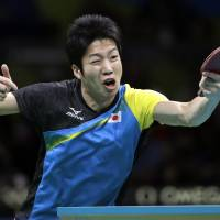 Mizutani makes history with bronze for Japan's first-ever Olympic singles table tennis medal