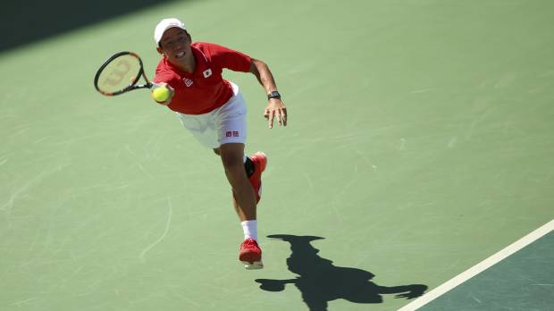 Nishikori to face Nadal for bronze after losing Olympic semifinal to Murray