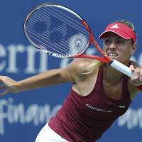 Kerber loses Western & Southern Open final, misses chance to overtake Serena atop rankings
