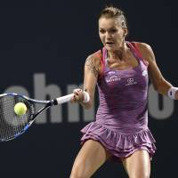 Radwanska advances to final