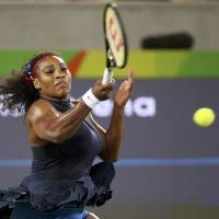 Serena keeps things in perspective ahead of U.S. Open
