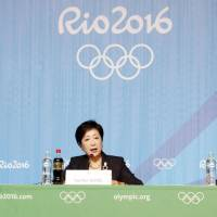 Koike, Tokyo 2020 chiefs promise not to leave 'white elephants'