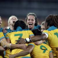 Australia claims women's rugby sevens crown over New Zealand