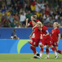 Germany defeats Sweden to claim gold in women's soccer